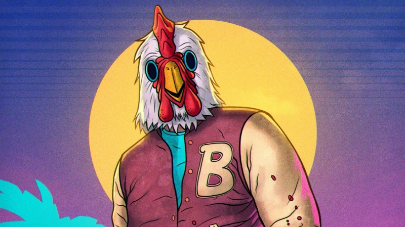 Simon Viklund - Breath of Death PAYDAY 2 Hotline Miami DLC